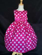 Minnie Mouse Adorable Inspired Satin Dress