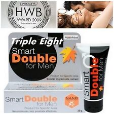 20g.SMART DOUBLE FOR MEN PENIS ENLARGEMENT CREAM INCREASE FREQUENCY OF LOVE