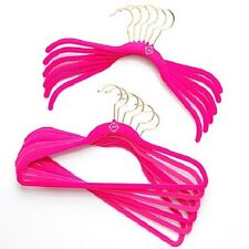 Joy Mangano Huggable Hangers 48-Pack SHIRT and SUIT HANGERS  -  See Colors
