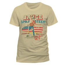 BRUCE SPRINGSTEEN Born In The USA Tour 1985 T-shirt Mens New 'Official'