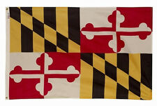 Official Maryland State Flag American Made Nylon Flag