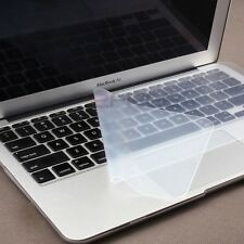 Universal Clear Ultra Thin Silicone PC Laptop Keyboard Protector Cover More Size
