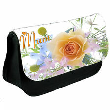 Personalised Mother's Day Make-up / Clutch Bag - Gift for Mum Mummy Mother Her