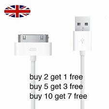 Sale! 1 meter Charger data USB cable 100% for iPhone 4, 4S, iPad, iPad 2