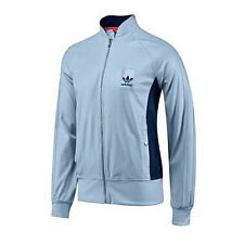 Adidas Originals Vespa Track Top Jacket - Sky Blue  mens Size
