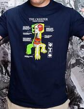 Minecraft T-shirt (hommes) Anatomy