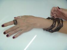 Original Natural Exotic Wood Wristbands Braselet Bangle, handmade, Thailand