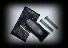 Firefly Vaporizer Protective Carrying Case+1 Bamboo Stir Stick+2 Storage Tubes