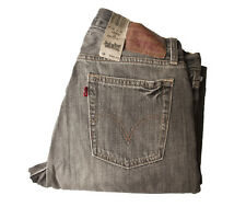 LEVIS 527 Slim Boot Cut Mens Grey Faded Jeans NWT 055270066 30 32 33 34 501 west