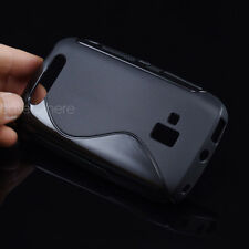 Soft Gel Skin S-Line Wave TPU Case Cover for Nokia Lumia 610