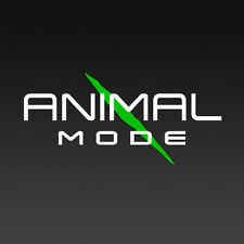 Animal Mode Green Claw Fitness Workout T-Shirt, Men and Women Styles, S-4XL