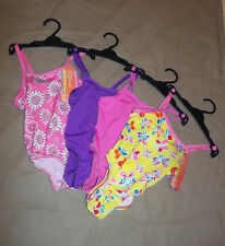 INFANT GIRLS TODDLER SWIMSUIT, 12-18 MOS., 18-24 MOS., ONE PIECE, NWT