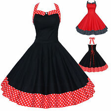 Maggie Tang 50s 60s Vintage Drancing Swing Rockabilly Ball Gown Prom Party Dress