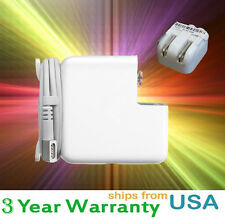 New L Tip 60W AC Power Charger Adapter Supply Cord for Apple Macbook Pro 13.3""