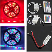 3/24/44 Keys IR Remote Controller Wireless For 3528 5050 RGB SMD LED Strips