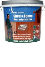 Shed & Fence One Coat Protection + Hozelock Sprayer | 20 Litre | Various Colours