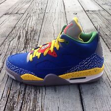 Nike Air Jordan Son of Low Mars DTRT Do the Right Thing Game Royal 580603-433 DS