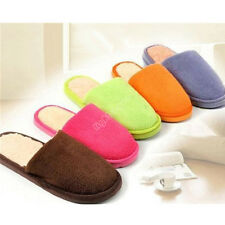 Hot Cute Women Lady Men Lovers Anti slip Slippers Indoor House Soft Warm 06