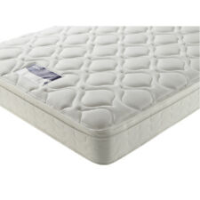 Silentnight Kara Cushion Top Hypoallergenic Miracoil® Mattress - Clearance