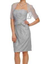 Strapless Formal Short Prom 2014 Mother Of The Bride Party Cocktail Dress