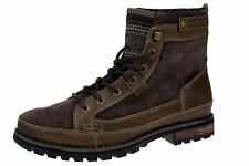 Caterpillar Bryant Leather Lace Up Mens Boots