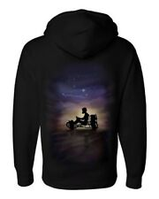 Airbrushed Go-Kart Hoody Go-Karting Racing  sizes  kids to Adult Sizes