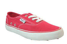 Baskets Femme Pepe Jeans 30015 Rouge Toile