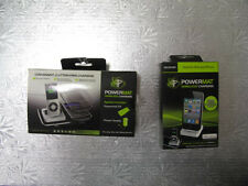 POWERMAT WIRELESS CHARGING-POWERMAT2X AND POWER SUPPLY IPOD I PHONE-CHAARGER