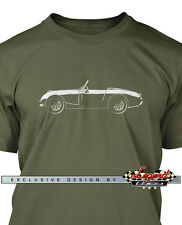 Austin Healey Sprite MKI Roadster Men T-Shirt - Multiple Colors and Sizes