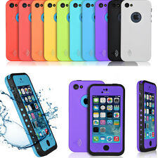 New Waterproof Shockproof Dirt Snow Proof Durable Case Cover For Apple iPhone 5c