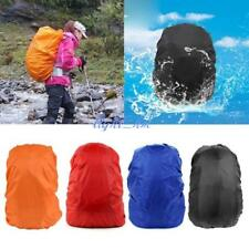 Rucksack Outdoor Rain Dust Waterproof Bag Backpack Travel Poncho Dry Cover LH