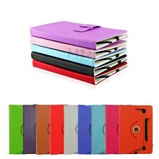 """Universal 7"""" Flip PU Leather Case Cover For 7 inch Android Tablet PC PAD MID"""