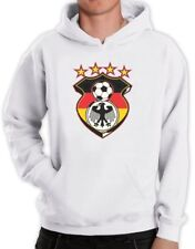 Germany Soccer Hoodie Deutschland Football jersey Eagle Crest 2015 World Cup