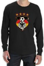 Germany World Cup Soccer Long Sleeve T-Shirt Football jersey Eagle Crest 2014