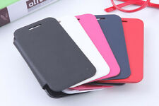MultiColors Luxury Leather Flip Hard Case Cover For SAMSUNG GALAXY ACE S5830