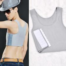 Top Seller Breathable Buckle Short Chest/Breast Binder Lesbian Tomboy Size S