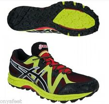 MENS ASICS GEL FujiElite Trail RUNNING/SNEAKERS/FITNESS/TRAINING SHOES
