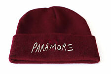 Paramore Beanie Hat Hayley Williams Still Into You Band Music Pop Streetwear B85