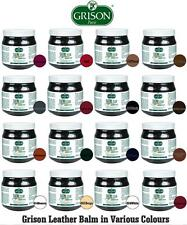 Leather Dye Colour Restorer For Faded & Worn Leather Sofa Chair Colour Repair