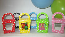 50 Lolly Candy Boxes Party Favours Loot Lolly Party Bag - Candy Lolly Buffet
