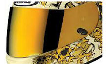 RST Color Mirror-Coated Replacement Shields for HJC Helmets! Pinlock available