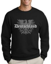 Deutschland Eagle Sweatshirt crew Germany Soccer Football World Cup 2015 Jumper