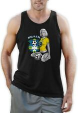 Marilyn Monroe BRASIL SOCCER Singlet Football National Team WORLD CUP 2014 Crest