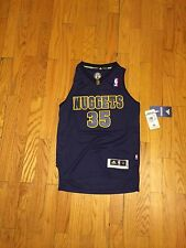 Kenneth Faried # 35 Denver Nuggets  Adidas Swingman Stitched Youth NBA Jersey