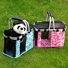 Portable Dog tote Crate Carrier House Kennel Kennel Pet Travel Bag S