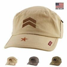 Womens Mens Unisex Authentic A Kurtz Fritz Military Army Cotton Baseball Cap Hat