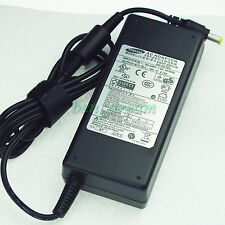 Original AC Adapter for Samsung NP-QX411-W01US AA-PA1N90W SPA-P30E/E Charger 90W