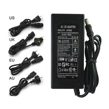 AC100~240V To DC12V 2A 5A LED Strip Power Supply Power 3528 5050 Adapter 24W 60W