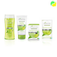 Bielenda CUCUMBER & LIME - Face Care Cosmetics For Combination Skin & Oily Skin