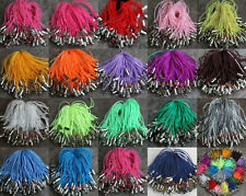Hot 50pcs Mobile Phone Dangle Charm Strap String Thread Cord 20 Colors To Choose